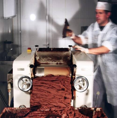 Pastelería Arkupe Gozotegia. Maestros chocolateros