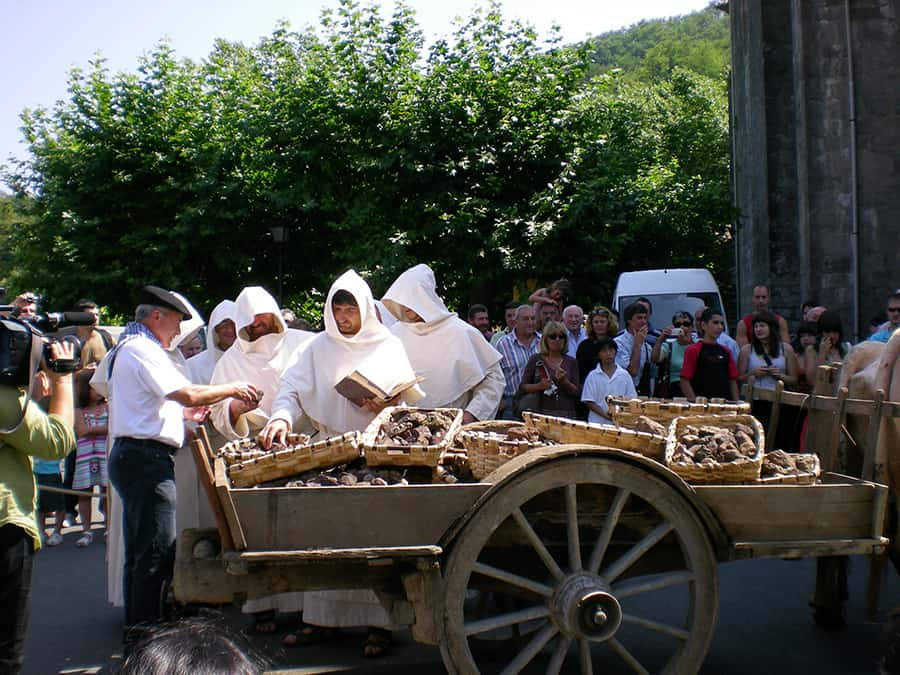 Día del Hierro en Urdax-Urdazubi