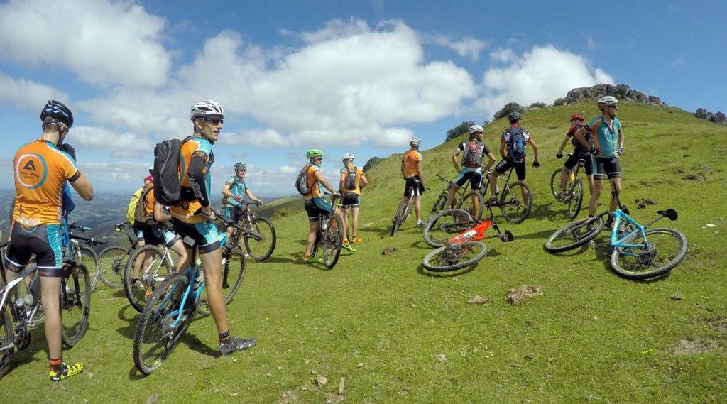 Bidasoako Pedalak, ruta en bicicleta.  190km para pedalear por Baztan-Bidasoa (Navarra).
