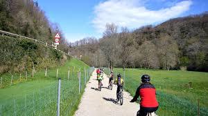 En bicicleta por la Vía Verde del Bidasoa
