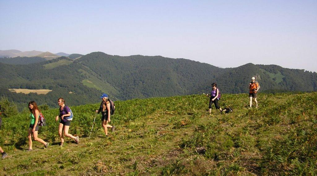 senderismo, Orbela, montaña, guía, Turismo, Naturaleza, Navarra
