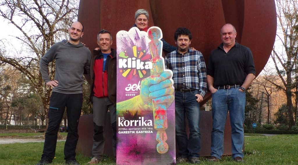 Baztan-Bidasoa Turismoa hace KLIK en la Korrika