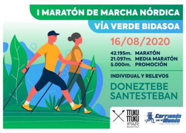 Maratón Marcha Nórdica