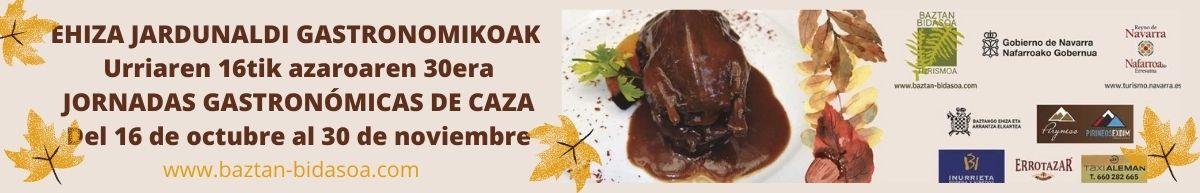 Ehiza Jardunaldi Gastronomikoak