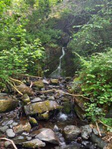Cascada de Sarasola