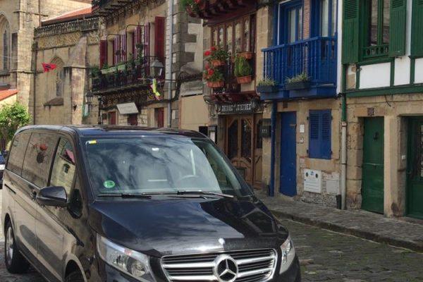 taxi Aleman Hondarribi